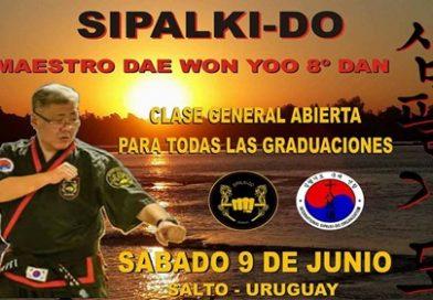 DAE WON YOO EN URUGUAY